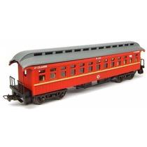2498 Vagão Passageiro Antigo 1 Classe Frateschi Ho 1/87