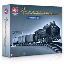Relançamento Trem Ferrorama Modelo Xp 300 Original - Estrela
