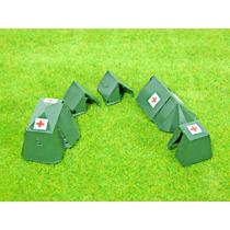 Set 5 Barracas Camping Militar Ho 1/87 Hbm125