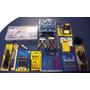 Kit Solda E Eletrônica Chaves Torx Para Celular Lupa Pinças