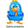Balão Inflável Da Galinha Pintadinha - Kit 10 Unid