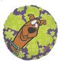 Balão Metalizado Scooby Doo Tam. 9p 22,5cm Com 2 Unid.