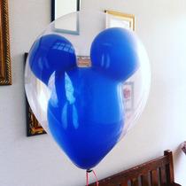 Balão De Latex Com Orelha Mickey - Qualatex (02 Unidades)