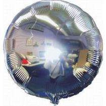 Balao Foil Metalizado Redondo 01 Unidade 18 Polegadas