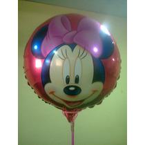 Balão Metalizado Mickey , Minnie E Disney