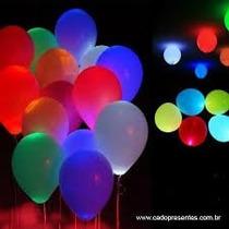 Bexiga Balões De Led