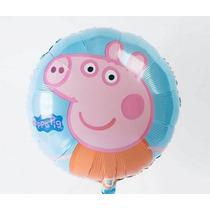 Peppa Pig Balão Metalizado Para Festa *produto Licenciado