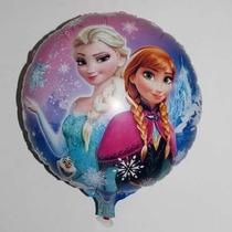 Balão Metalizado, Frozen Só R$:2,90 A Pronta Entrega Promo!!