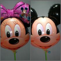 Balão Metalizado Mickey E Minnie Grande 01 Unidade