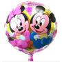Balão Metalizado Mickey Minnie - 18