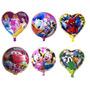 Balão Metalizado Princesas, Peppa, Disney E Outros - 18