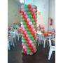 Base Para Coluna Baloes Tela Magica Pds Arco Festa
