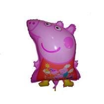 Frete Gratis Balão Peppa Pig Pct C/50 Un. R$1,50 Un