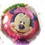 Balão Metalizado Minnie Vermelha C/50un
