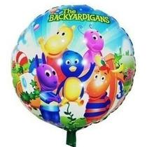 Balão Metalizado Backyardigans E Turma - Super Barato
