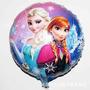 Balão Frozen C/100 Balões Decoração Festa Aniversario Elsa