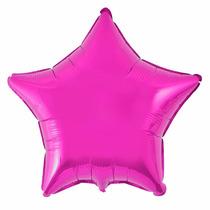 Balão Metalizado Estrela 50cm Kit C/10 Unid Pronta Entrega