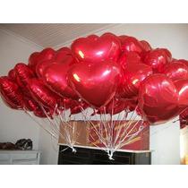 Kit C/ 10 Balão Metalizado C/ Gás Hélio R$ 130,00
