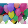 Lote Com 500 Pç Bexiga Decorar Festa Aniversario Crianças