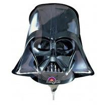 Balão Metalizado Darth Vader Star Wars 35cm