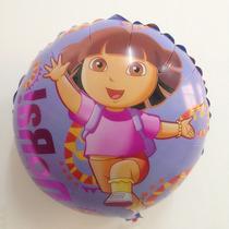 Balão Metalizado Dora Aventureira 18 Polegada ( Unid.)