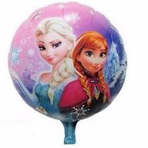 10 Balão Metalizado Frozen Festa,aniversario,infantil