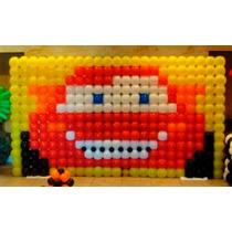 Tela Para Balão Bexiga Balões Bola De Festa,16 Furos, 8 Kits
