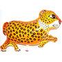 Balão Metalizado Safari, Animais, Floresta - Kit 10 Balões