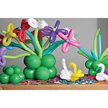 Balão Bexiga Canudo Palito P/festa Pacote Com 555 Unidade