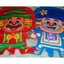 Balão Metalizado Patati-patata Festa Infantil Kit/50 Unidade