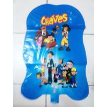 Kit C/ 10 Balão Turma Do Chaves R$ 29,99