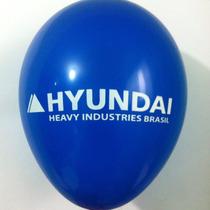 500 Balões Personalizados, Bexigas
