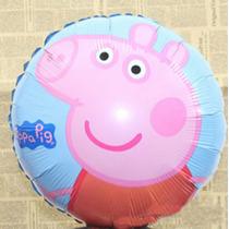 Balão Festa Gás Hélio Peppa Pig 45 Cm Valor Unidade