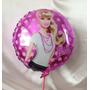 Balão Metalizado Boneca Barbie 10 Unidades!!! R$ 19,90