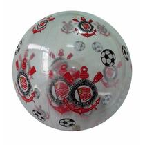 Bola De Futebol Do Corinthians Inflável - Kit C/ 8 Bolas