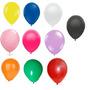 Kit C/ 50 Bexigas Balão N9 / Cor Lisas A Escolher!