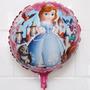 Balão Metalizado Princesa Sofia C/ 50 Balões Decoração Festa