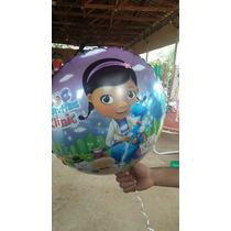 Balão Metalizado Doutora Brinquedos