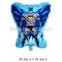 10 Balão Metalizado Batman R$ 18,99