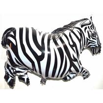 Balão Metalizado Animais, Safari, Floresta - Kit 15 Balões