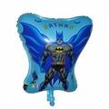 Balão Metalizado Batman Kit Com 10 Baloes