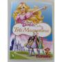 Convite Aniversario Barbie Tres Mosqueteiras (10 Unidades)