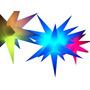 Combo Sputnik,19 + 2 Estrelas 13,dj,luz Negra