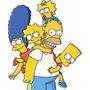 Cenário De Mesa Totem Display Os Simpsons 30 Cm