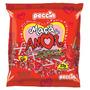 Pirulito Amor Maça - Pacote Com 480 Gramas