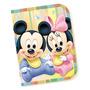 Convite P/ Aniversário Mickey E Minnie Baby (08 Unidades)