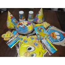 Festa Galinha Pintadinha 16 Crianças Festinha Casa/escola