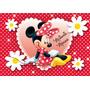 Big Painel Festa Infantil Minnie 1,5x1 M