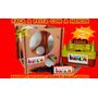 Inflador De Balões 4 Bicos + Medidor + Bombinha
