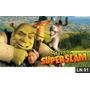 Shrek Painel 3m² Festa Banner Aniversário Decoração Lona